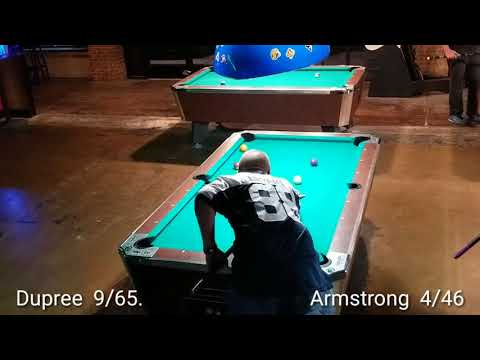 APA 9 BALL TIM DUPREE (SL8) VS VINCENT ARMSTRONG (SL6)