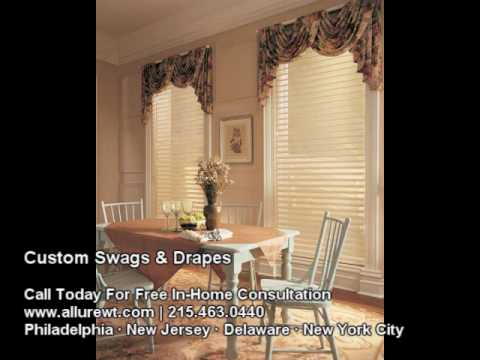Philadelphia Custom Window Treatments By Allure