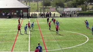 Kyle Shaw UK Soccer Showreel