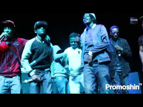 Section Boyz - Trapping Ain't Dead/Delete My Number (live) [@SectionBoyz_ ]