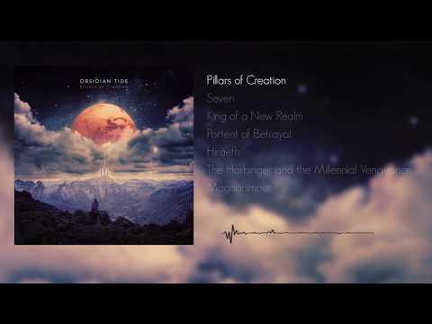 OBSIDIAN TIDE - Pillars of Creation (2019) Full Album Mp3