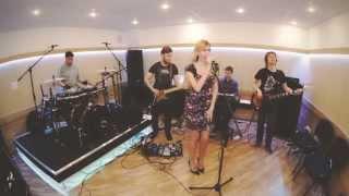 lykke li - i follow rivers cover Кавер группа на свадьбу Intro Band и Алина Палий. Киев.
