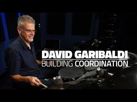 David Garibaldi: Building Coordination - Drum Lesson (Drumeo)
