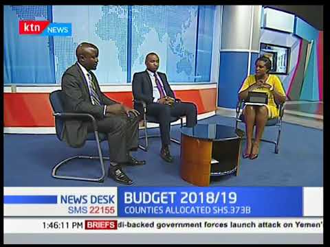 ANALYSIS: How government will finance Kenya's 2018/19 budget