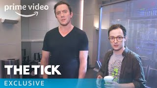 The Tick - Behind the Scenes: San Diego Comic Con 2018 | Prime Video