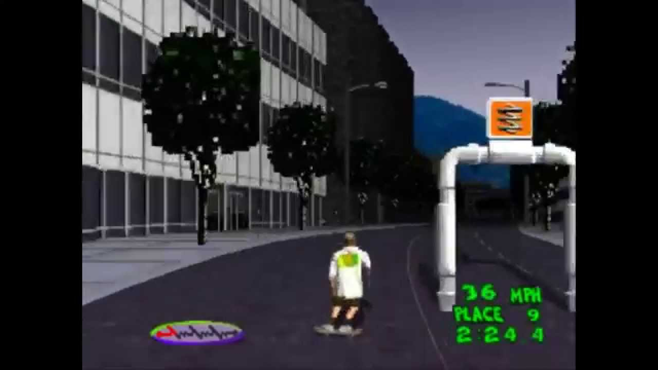 2xtreme PSX-iso game!