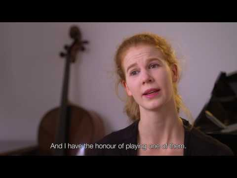 World Stage. An interview with Harriet Krijgh: cello