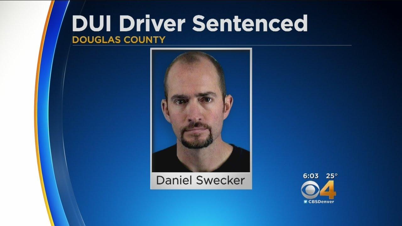 DUI Driver Sentenced For 2012 Crash