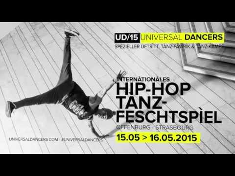 Universal Dancers 2015 — Official teaser (Elsässisch edit)