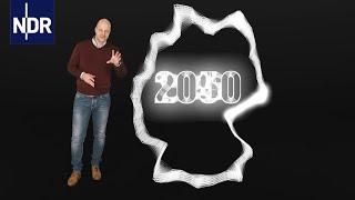 Deutschland 2050: Die Zukunft und die Klimakrise | NDR Doku | #wetterextrem