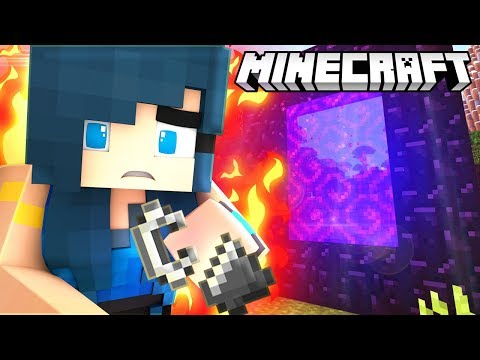 GOING TO THE SPOOKY NETHER! | Krewcraft Minecraft Survival | Episode 19