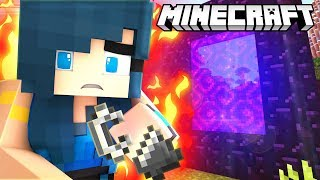 GOING TO THE SPOOKY NETHER! | Krewcraft Minecraft Survival | Episode 19 thumbnail