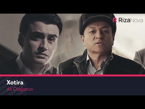 Ali Otajonov - Xotira | Али Отажонов - Хотира #UydaQoling