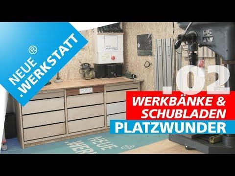 Schrank Fur Garage Selber Bauen Aus Osb