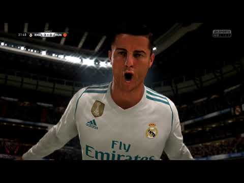 FIFA 18 available for PS4, Xbox One, Switch, PC, PS3 and Xbox 360