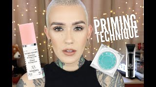 How I Prime My Combo Skin: Technique & Favorite Primers + Setting Sprays