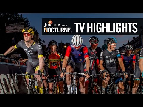 Jupiter London Nocturne 2015 - Full TV Highlights