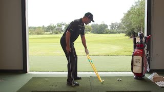 How to Curve the Ball in Both Directions - Golf Tips