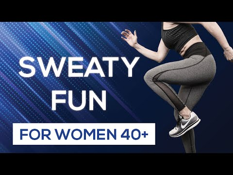 Bodyweight Workout Low Impact for Women Over 40