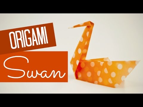 Origami Swan Instructions Youtube