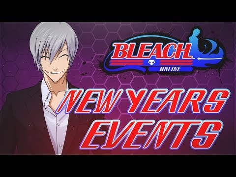 Bleach Online | New Year's Events & Asauchi Prices Changing