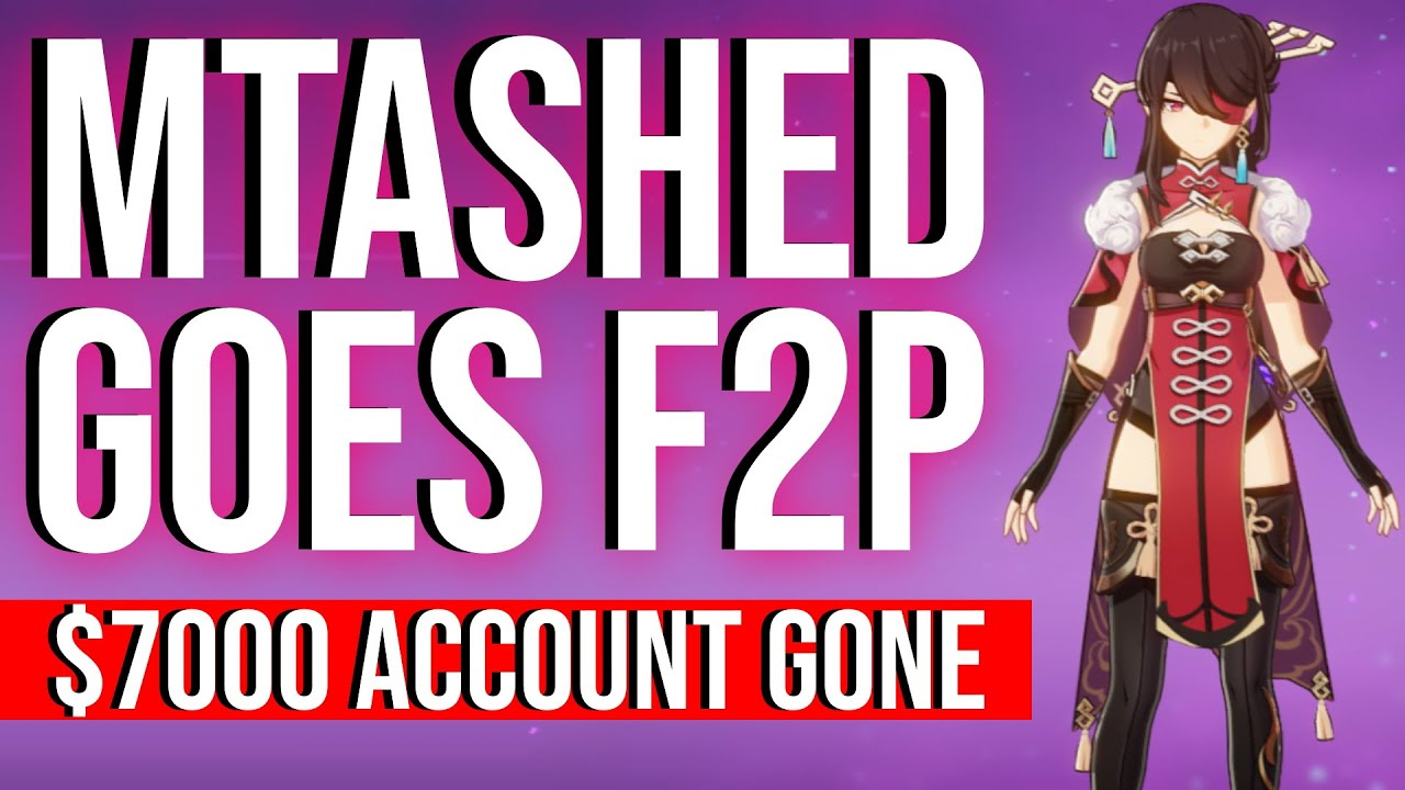 """""""I QUIT"""": Why I Am Going F2P in Genshin Impact - download from YouTube for free"""