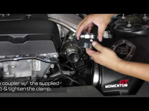 How to Install aFe POWER 2013-2016 Cadillac ATS L4-2.0L (t) Momentum GT Intake System (54-74209)