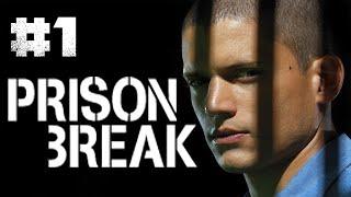 Two Best Friends Play Prison Break (Part 1)