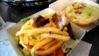 I väntan på säsong 2 av Höst hos Hopf 4 - Burgarbygge på Burger King