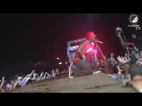Hopsin  - Forever Ill (Live @Hip Hop Kemp 2015, Popkiller.pl)