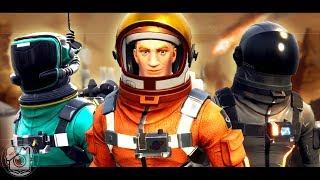 THE MARS MISSION - A Fortnite Short Film