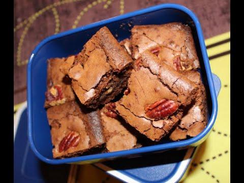brownies-aux-noix-de-pécan---speedy-chef-2-tupperware