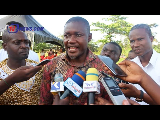 MASSIVE INFRASTRACTURAL DEV'T TO CLAMP DOWN CRIMES IN SEKYERE CENTRAL DISTRICT INITIATED