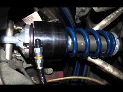 Borelli Motor Sports: Custom Made Hydraulic Air Lift System for C6 Z06