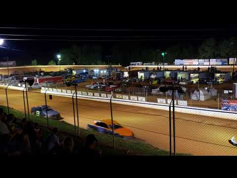 FWD MAIN at Laurens Speedway 7/7/18