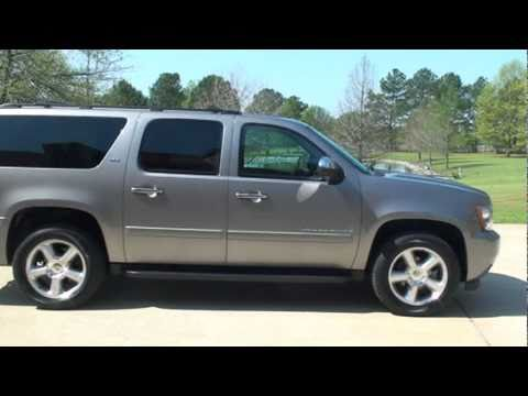 2008 Chevy Suburban Ltz 4x4 Loaded For Sale See Www