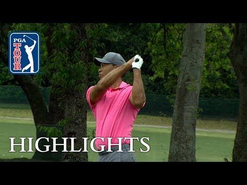 Tiger Woods' Highlights | Round 3 | Valspar