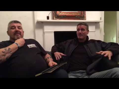 SAS Who Dares Wins 'Billy' Billingham interviewed by fellow D Squadron Trooper 'Big' Phil Campion