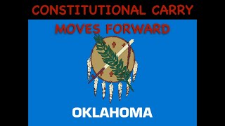 Oklahoma Constitutional Carry Bill Moves Forward