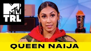 Queen Naija Reveals the Baby Names She is Considering | TRL