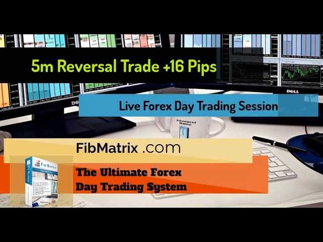 09 14 2020 Nice 5m Reversal Trade +16 Pips Live Forex Day Trading Session