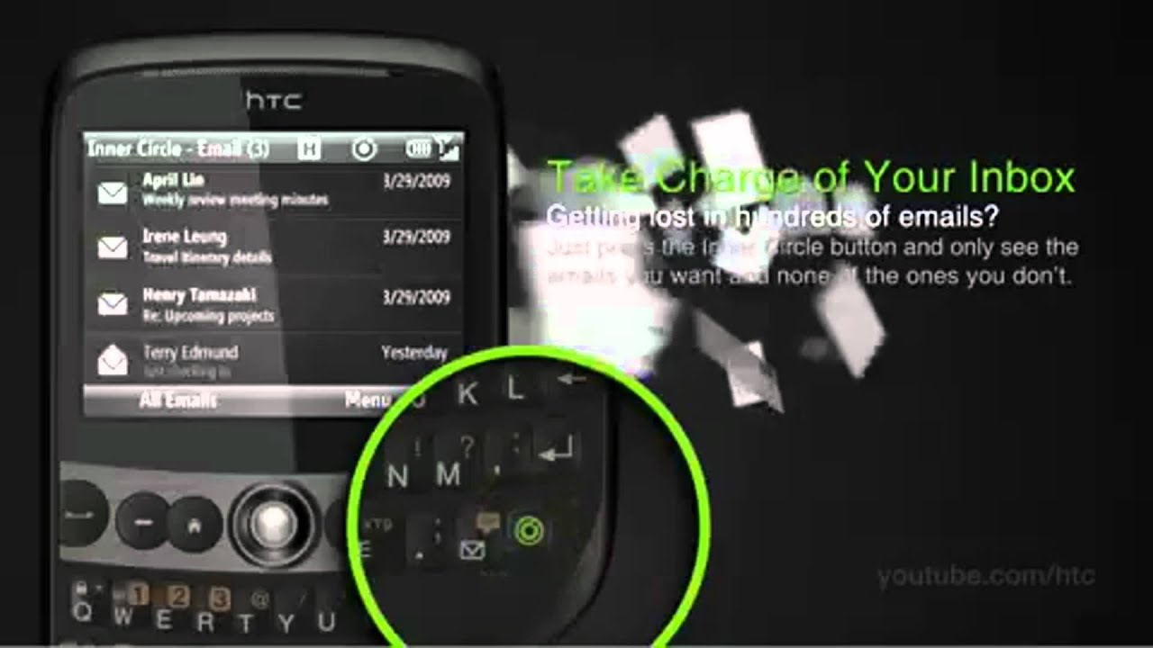 htc snap s521 applications