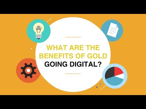 Gold is going Digital! | VCA Spaces