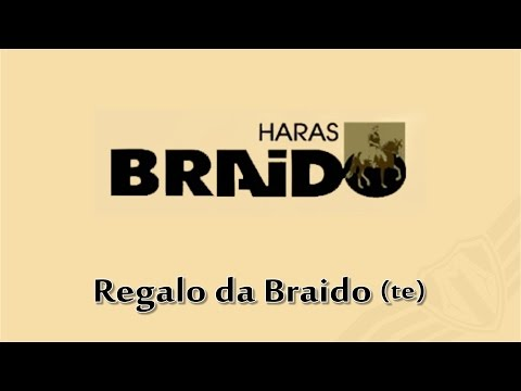 Regalo da Braido