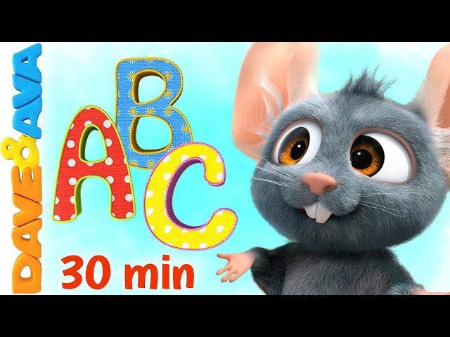 Baby Songs Abc Song Dave And Ava Videos For Kids