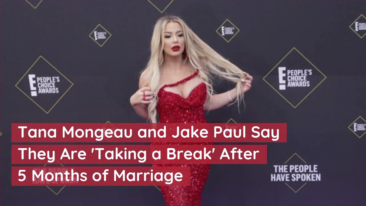 Tana Mongeau Says Her Love For Jake Paul Is Real In