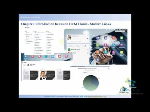 Fusion Core HCM Live Training Day 1 Preview
