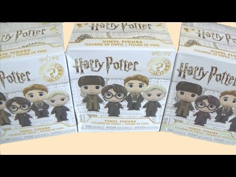 C'ÉTAIT UN GRAIN DE BEAUTÉ ^^ - FUNKO MYSTERY MINIS HARRY POTTER