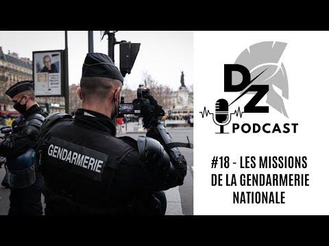 Les missions de la Gendarmerie nationale