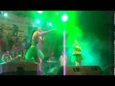 CAPCUZ - GPL ( Ga Pake Lama ) Performance on stage @Padarincang - Banten